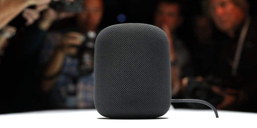 Apple dévoile HomePod, un haut-parleur intelligent avec Siri à l'intérieur