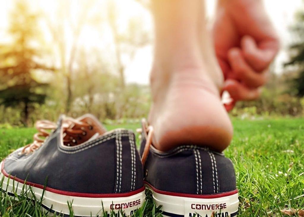 Comment avoir les pieds doux et soyeux en utilisant le bicarbonate de soude