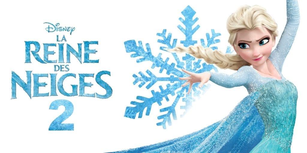 La reine des neiges 2 . L'aventure givree d'olaf bande annonce 2017