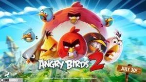 Angry Birds : un second film en 2019