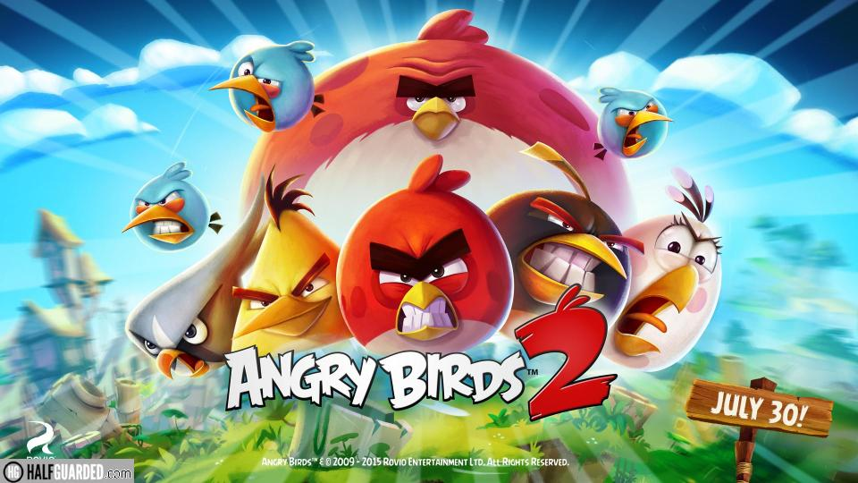 Angry Birds : un second film en 2019