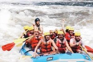 Une journée rafting à l'état pur chez Rafting Momentum en Outaouais