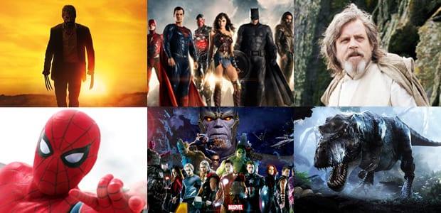 Films 2017, 2018, 2019 : les nouveaux films les plus attendus, calendrier des sorties