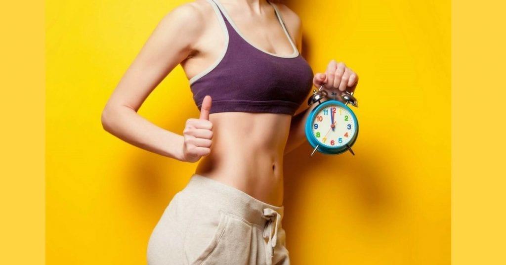 Image d'un lien web sur Facebook perdre du poids!