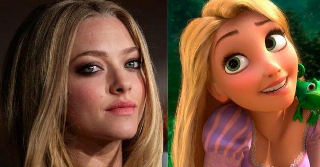 7 célébrités qui ressemblent à des personnages de Disney