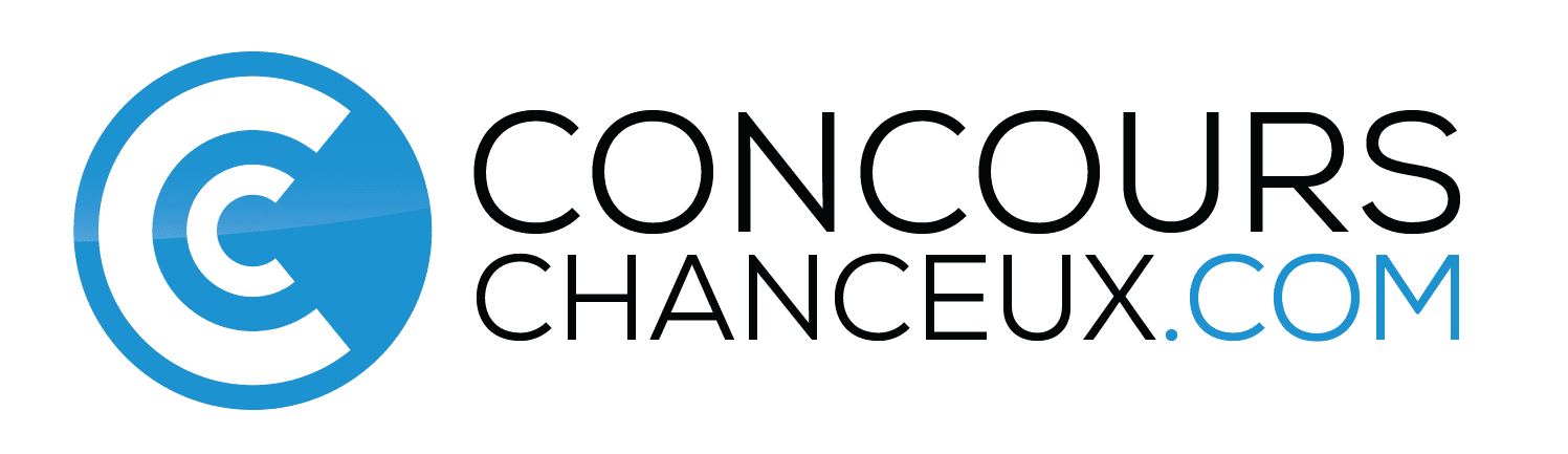 Logo concours chanceux