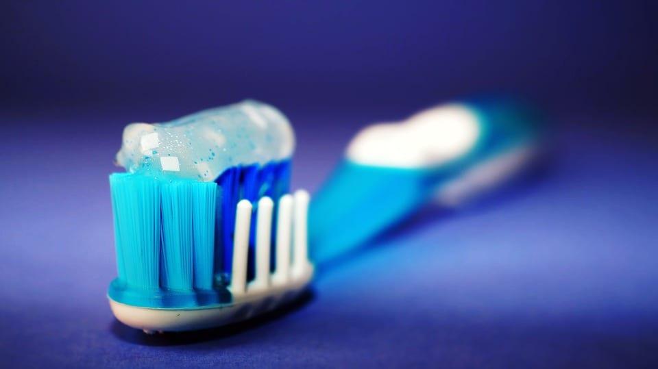 Se brosser les dents après le déjeuner