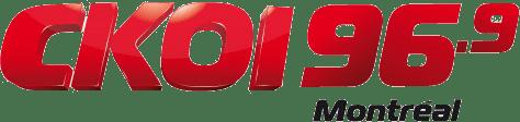 logo CKOI_96,9 montréal