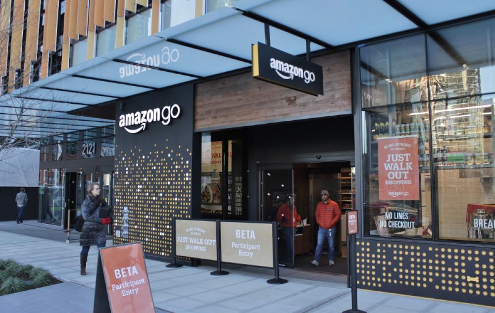 Amazon Go, le magasin libre-service sans attente, démarre les opérations