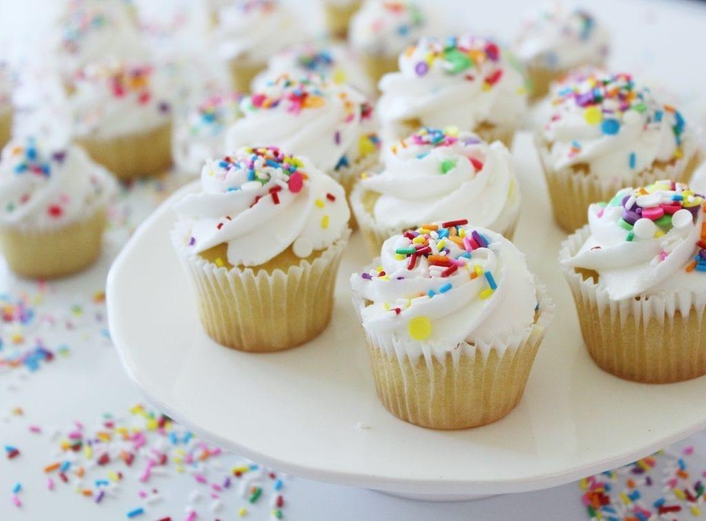 Gagnez du temps avec cette recette toute simple de cupcake