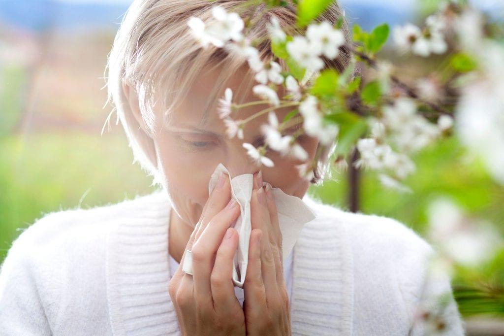Une réponse aux allergies