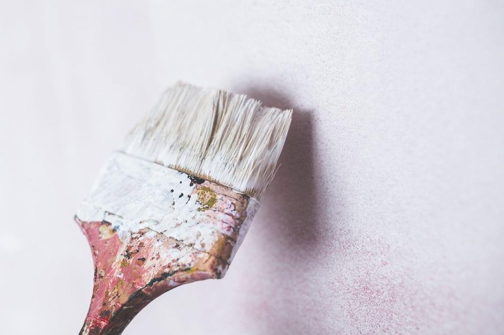 Embellissez votre maison avec de la peinture, tout simplement!