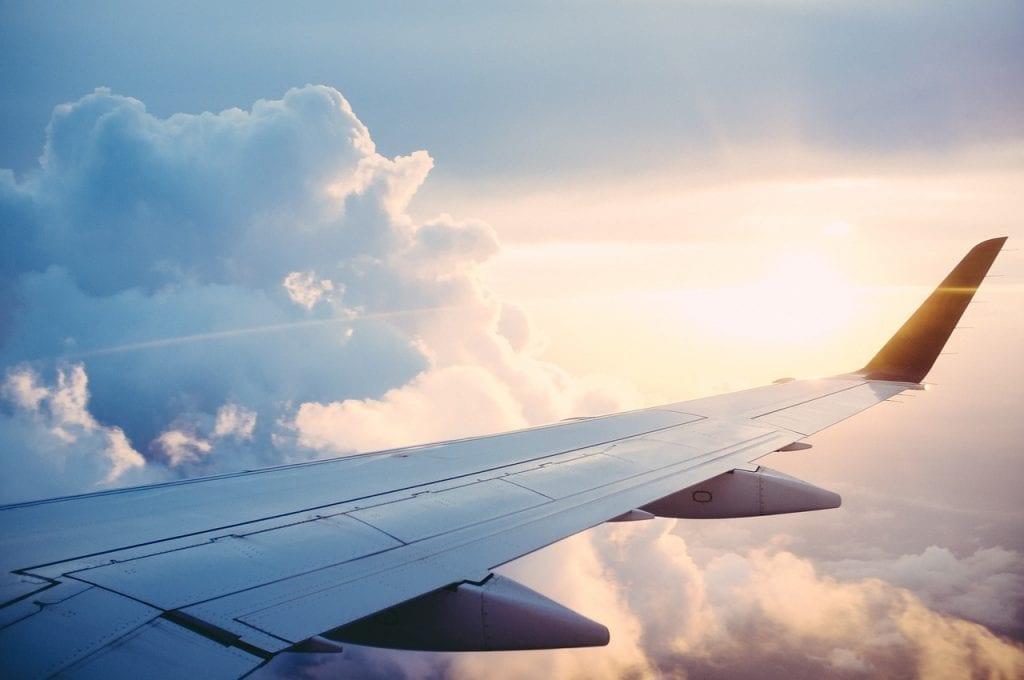 La clé du succès quand on prend l'avion en famille