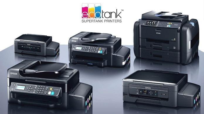 Force et avantages des imprimantes EcoTank d'Epson