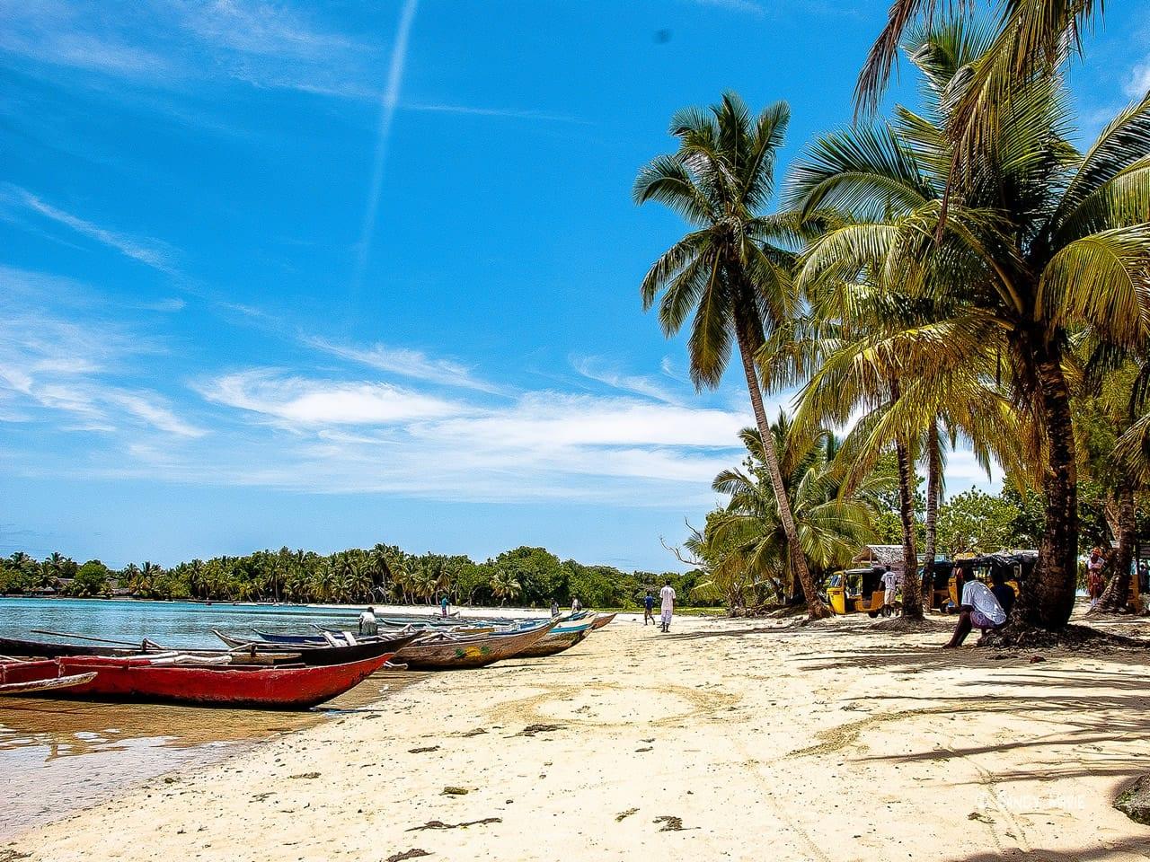 Iles paradisiaques Madagascar
