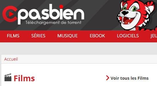 site pour telecharger des torrente gratuit