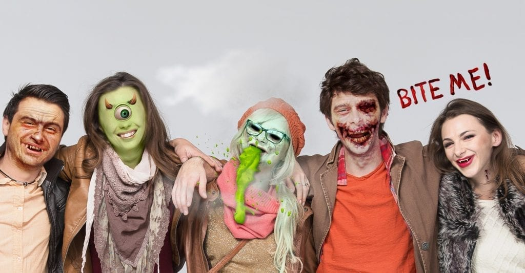 C'est Halloween ! Des applications pour effrayer vos amis !