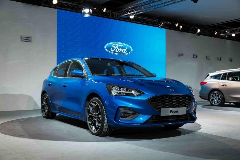 Pourquoi choisir la la voiture Ford Focus