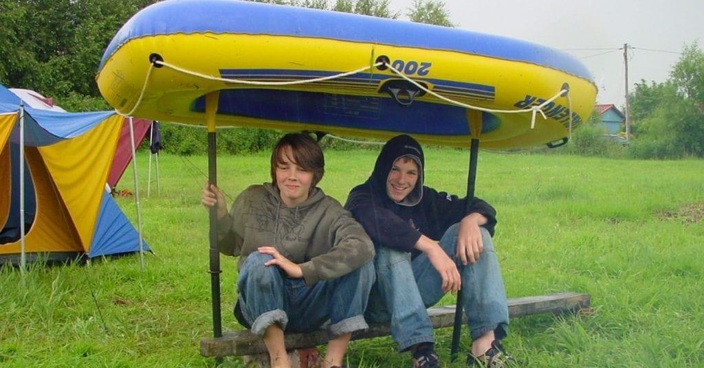 Quoi faire Voici 7 idées d'activités à faire pour les jours de pluie!