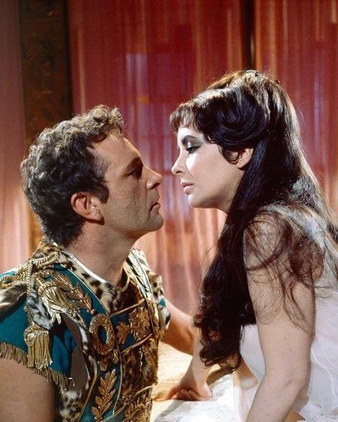 Cléopâtre et Marc Antoine