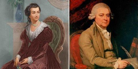 John et Abigail Adams