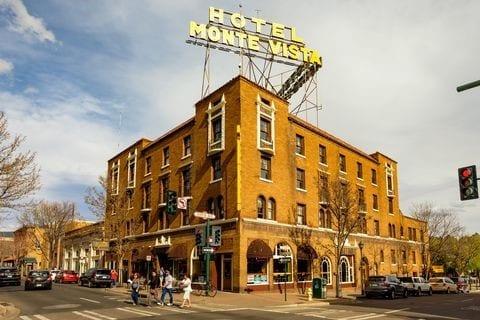 Hôtel Monte Vista, Flagstaff, Arizona