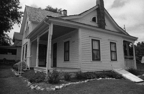 La maison du meurtre à la hache de Villisca, Villisca, Iowa