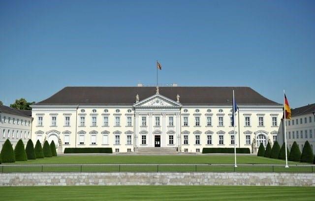 Palais Bellevue, Berlin, Allemagne