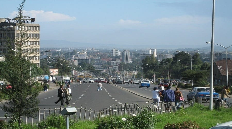 Addis-Abeba, Éthiopie