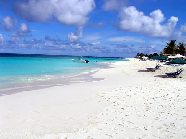 Anguilla, Caraïbes