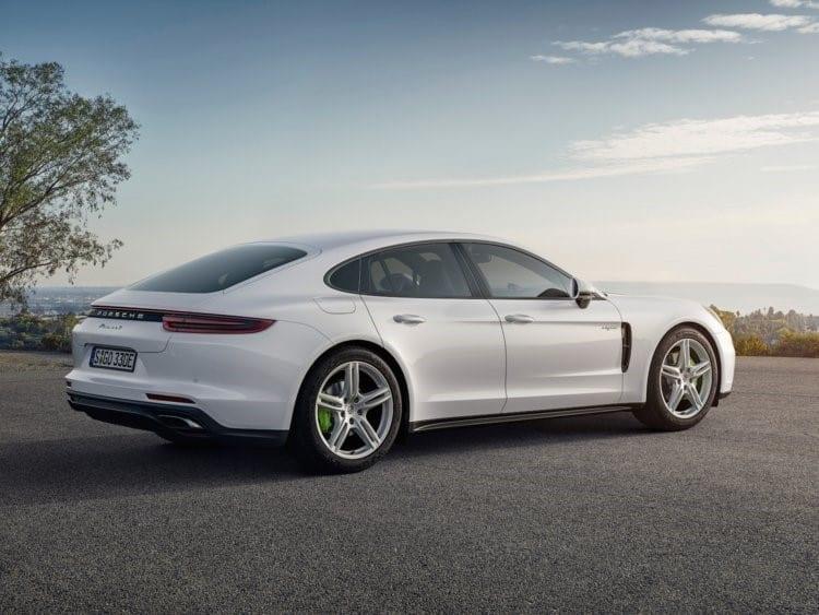 La nouvelle Porsche Panama 2