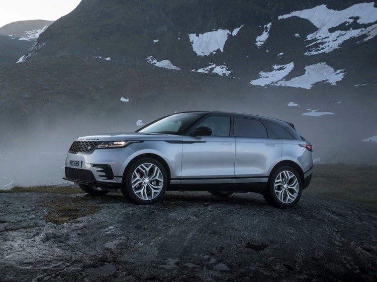 Velar de Range Rover