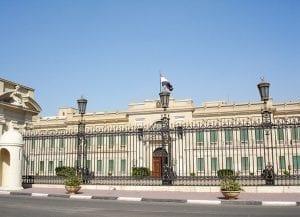 Abdeen Palace (Le Caire, Égypte)