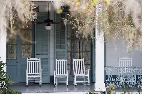 Myrtles Plantation, St. Francisville, Louisiane, Louisiane