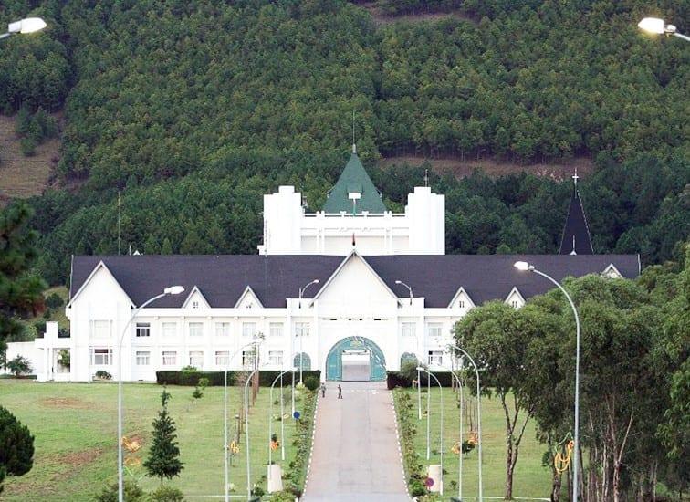 Palais Iavoloha (Antananarivo, Madagascar)