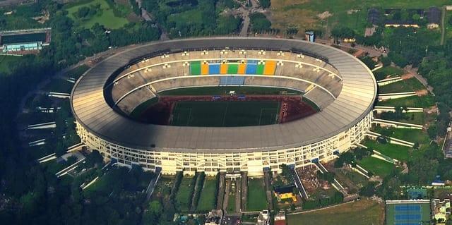 Stade de Salt Lake - Kolkata, Inde