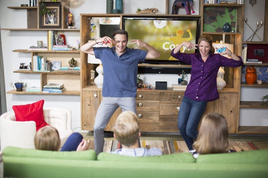 Un guide de jeux pour la famille unis et heureuse