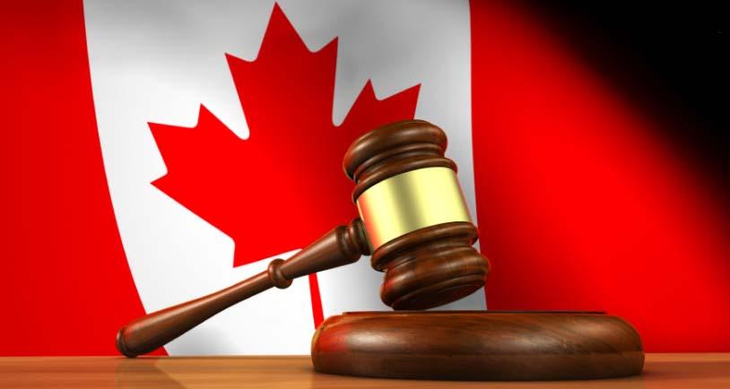 la loi au canada