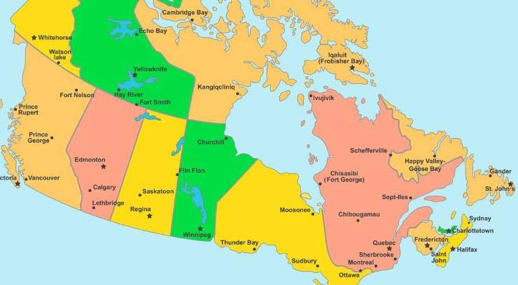 Province du canada