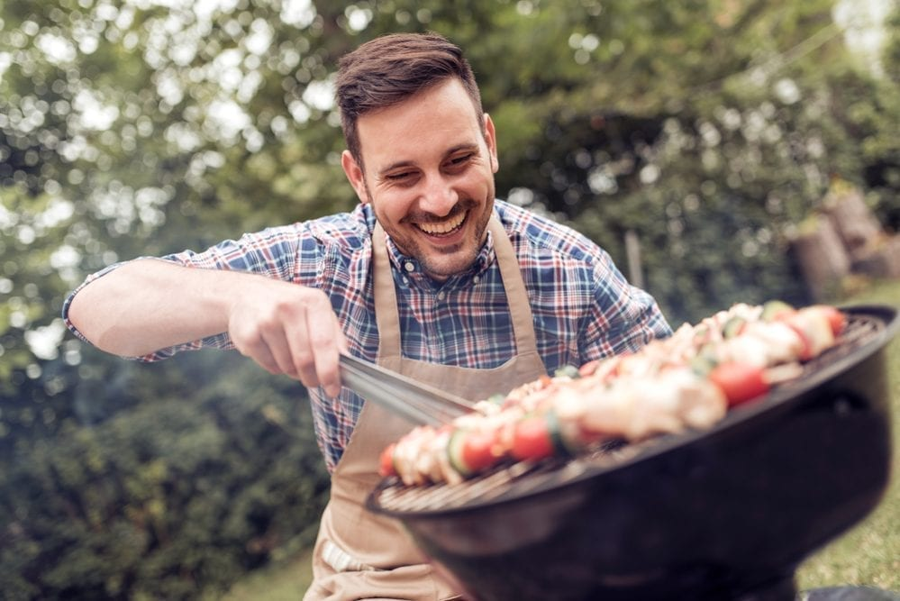 Tips for staying safe during the barbecue season