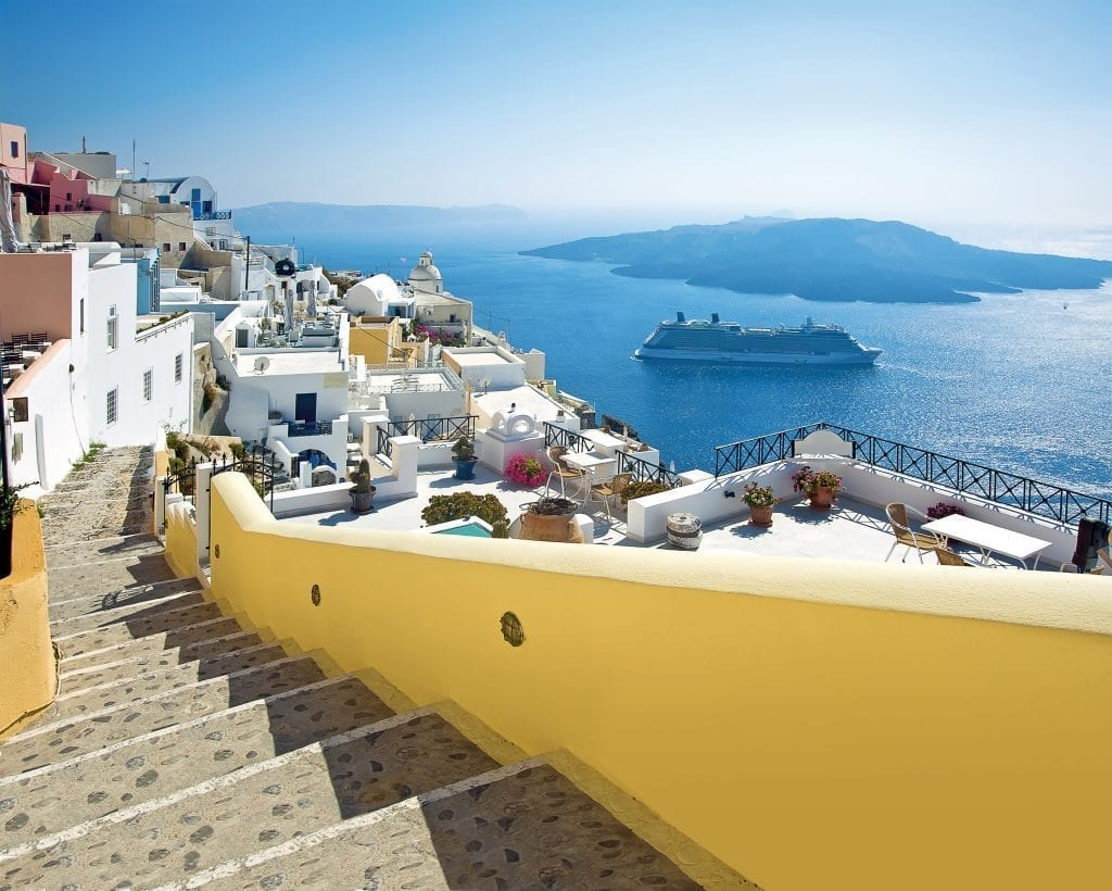 Imagine a cruise vacation just like you
