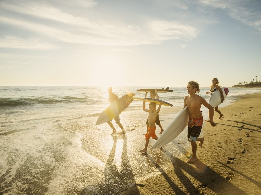 Plan an affordable and enjoyable vacation for the whole family