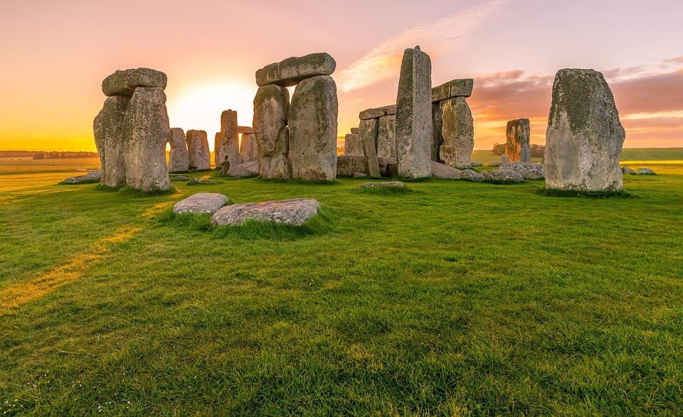 First-class Tourist Attractions In England