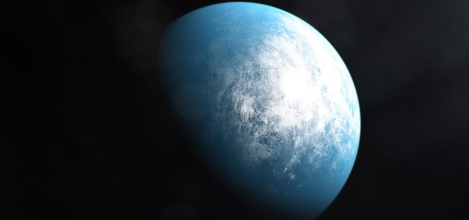 La Nasa découvre une nouvelle planète où il pourrait y avoir la vie