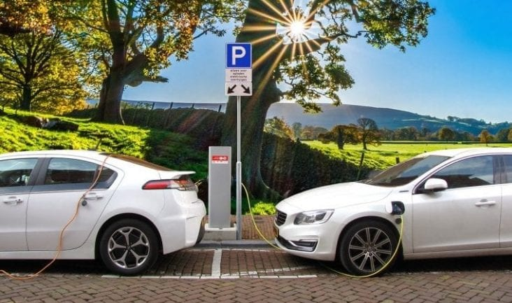 Electric Car : Car of the future!