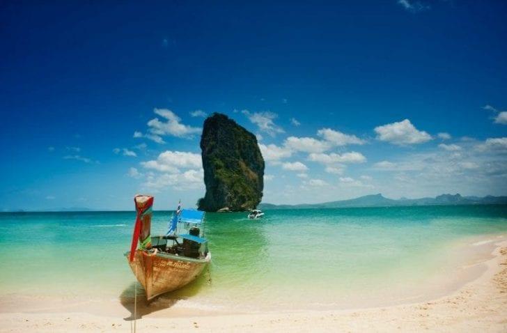 Dream trip to Maya Beach in Thailand