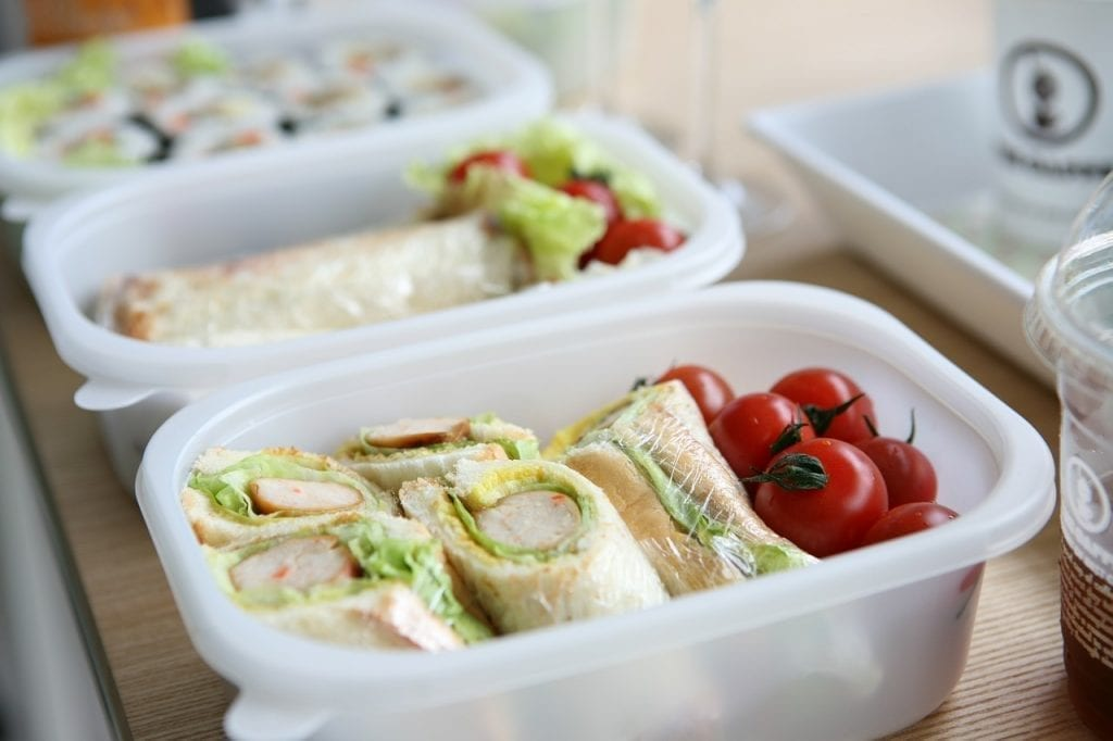 Five tips for making nutritious lunches