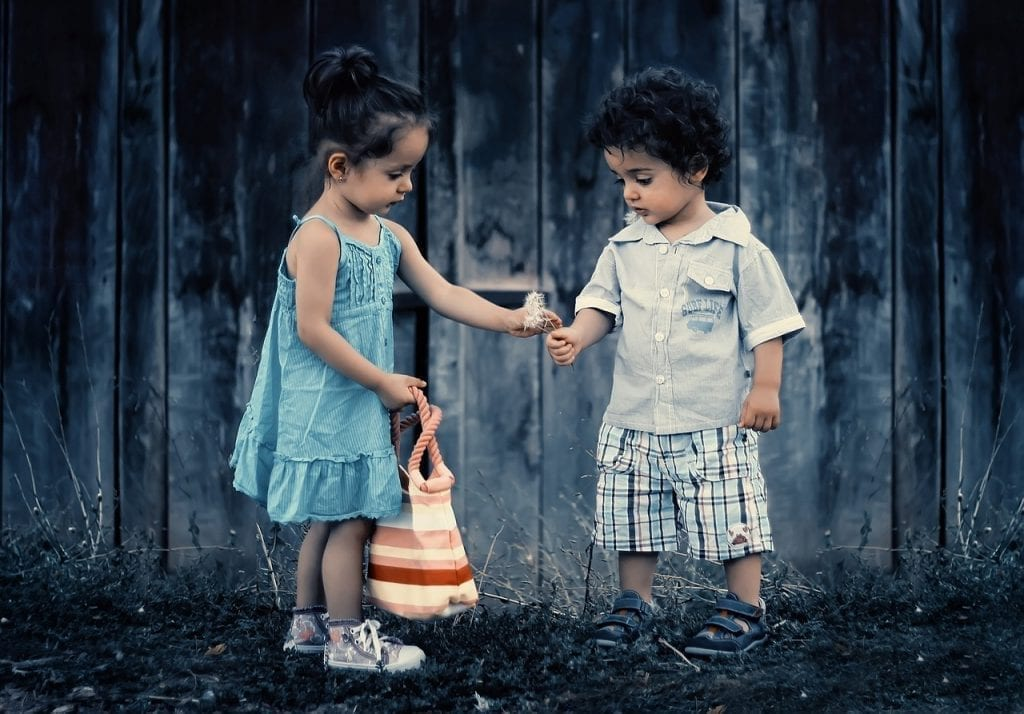 Expert advice for raising a child who cares about others