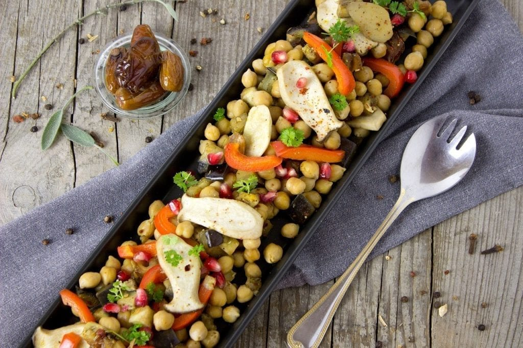 Chickpeas- An environmentally friendly source of protein