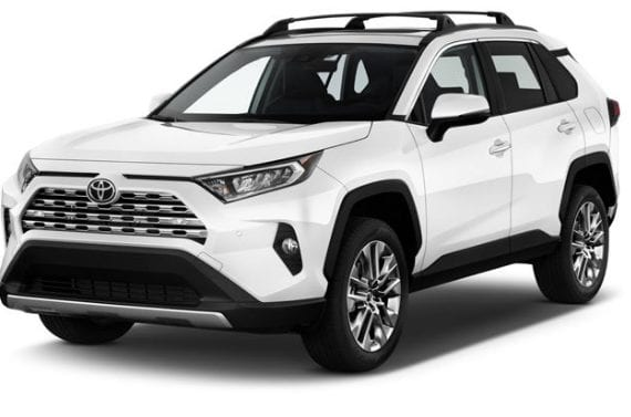 Toyota RAV4 New Finishing Level